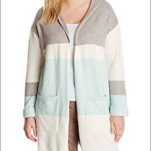 Vince Camuto size 2x cotton/ polyester cardigan.